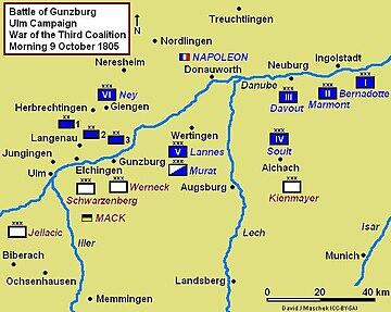 Ulm Campaign Wikipedia