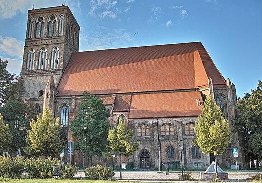 Anklam Nikolaikirche (Baudenkmal Nr. 113)