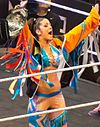 Bayley NXT Women's Champion NXT Takeover Dallas 2016.jpg