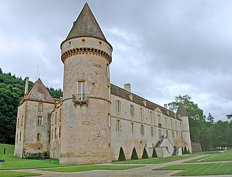 Château de Bazoches - Image: Bazoches château 2
