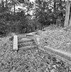 beëindiging keermuur met trap voor het jachtslot, overgang naar het parkbos - molenhoek - 20002567 - rce