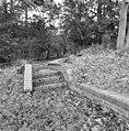 Beëindiging keermuur met trap voor het Jachtslot, overgang naar het parkbos - Molenhoek - 20002567 - RCE.jpg