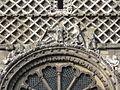 Beauvais (60), église Saint-Étienne, croisillon nord, rosace et roue de la fortune 3.JPG