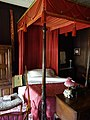 Bedroom at Erddig Grade I Listed Building in Marchwiel, Wrexham, Wales 147.jpg