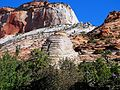 Bee Hive Formation, Canyon Overlook Trail, Zion 4-15 (24756548645).jpg