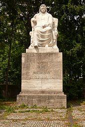 Beethoven-Denkmal in Nürnberg (Quelle: Wikimedia)
