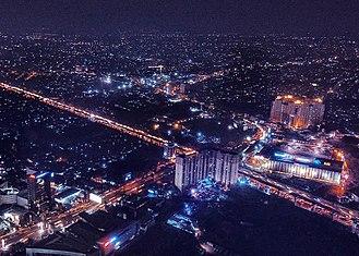 Bekasi - Bekasi commercial centers