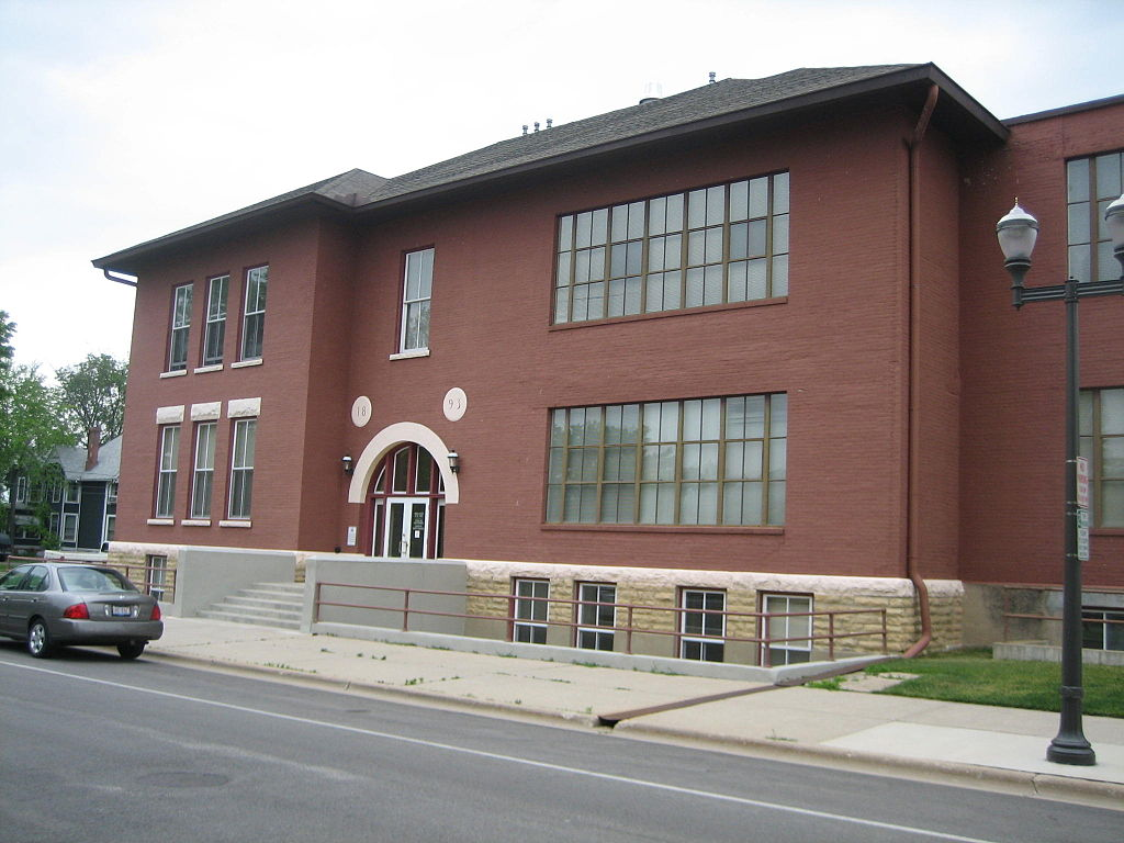 Belvidere (IL) United States  City new picture : Belvidere, Illinois, United States,Old Belvidere High School. National ...