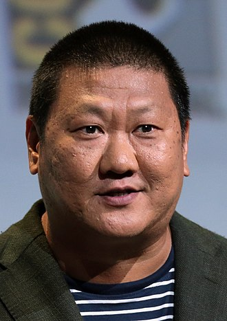Benedict Wong - Wong at the 2016 San Diego Comic-Con