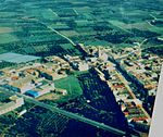 Beneixida. Fotografia aèria ca. 1980.jpg