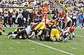 Bengals vs Steelers 2006 - Bengals stop Steelers.jpg