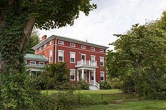 Shirleysburg, Pennsylvania - Benjamin B. Leas House