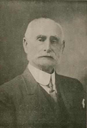 Benjamin Rogers (Lieutenant Governor) - Image: Benjamin Rogers (Lieutenant Governor PEI)