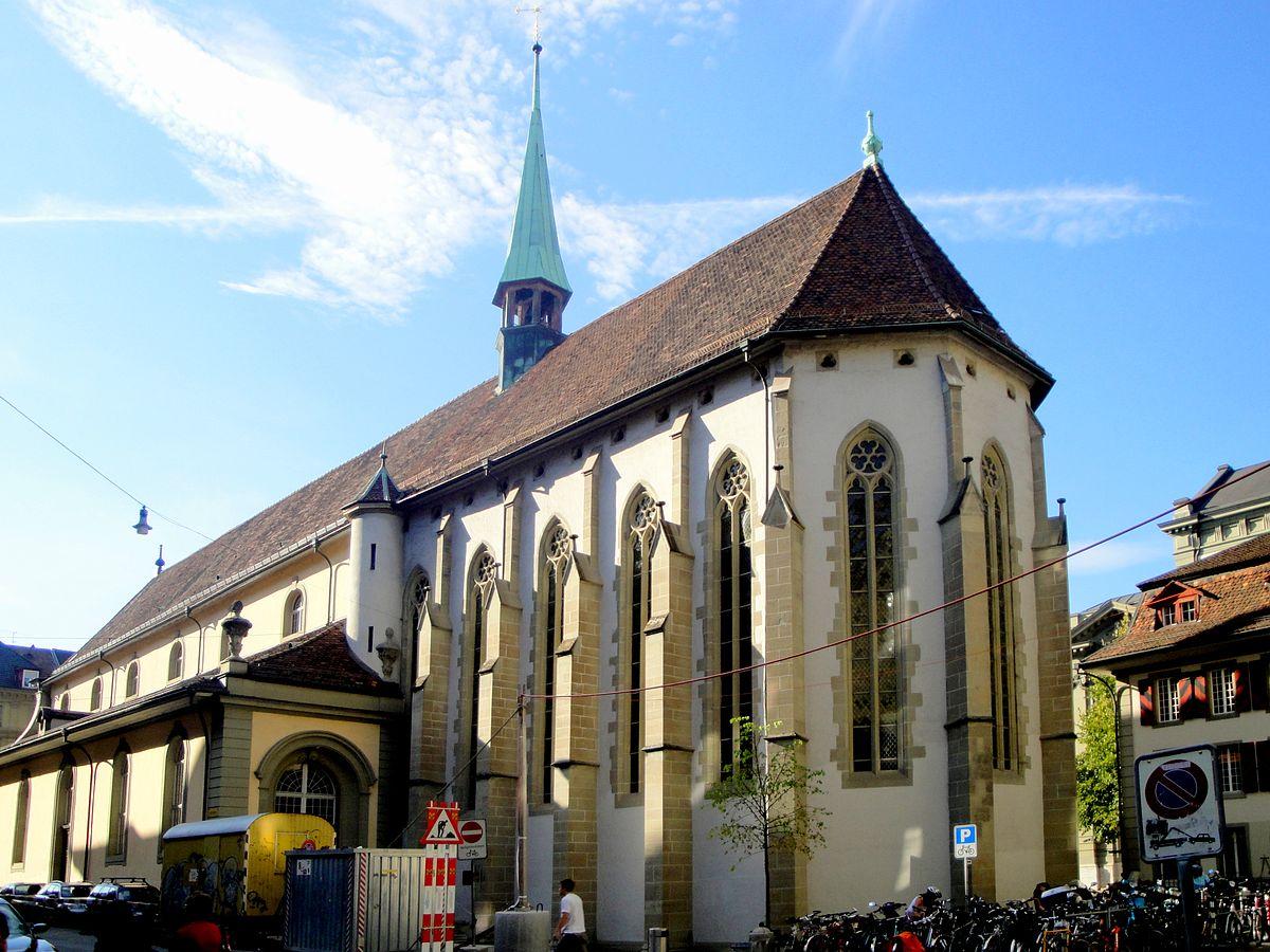 Kirche Berne