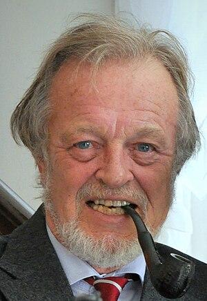 Bernard Cornwell - Cornwell in 2013