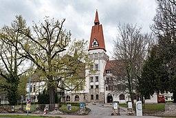 Solbadstraße in Bernburg