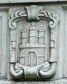 Bernhard-Nocht-Straße 74 (Hamburg-St. Pauli).Haupthaus.Portal.Wappen.13718.ajb.jpg