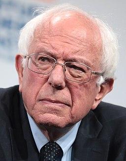 Bernie Sanders August 2019