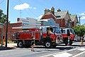 Berrigan NSW Police 150th Anniversary NSW RFS Truck 001.JPG