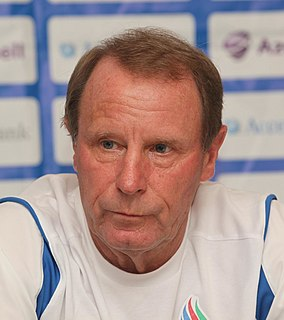 Berti Vogts German footballer and manager