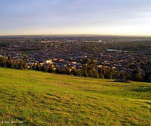 Berwick, Victoria - Image: Berwick August 2007