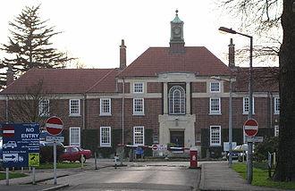 Bethlem Royal Hospital - Bethlem Royal Hospital