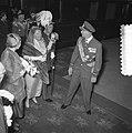 Bezoek Koninklijke Deense familie , aankomst CS, Bestanddeelnr 906-4192.jpg
