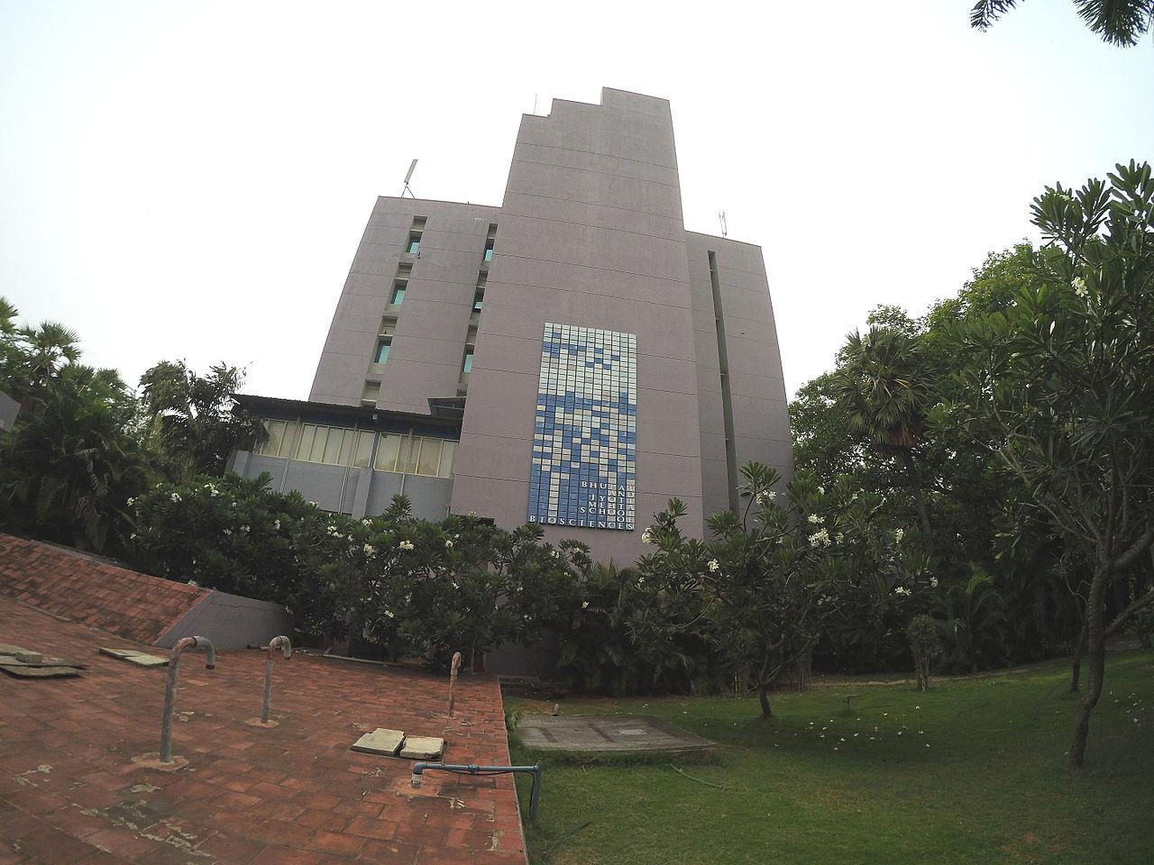 IIT Madras Wikipedia: File:Bhupat And Jyoti Mehta School Of Biosciences, IIT