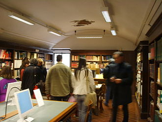 Laurentian Library - The Bibliotheca Medicea is also a fully modern scholarly library