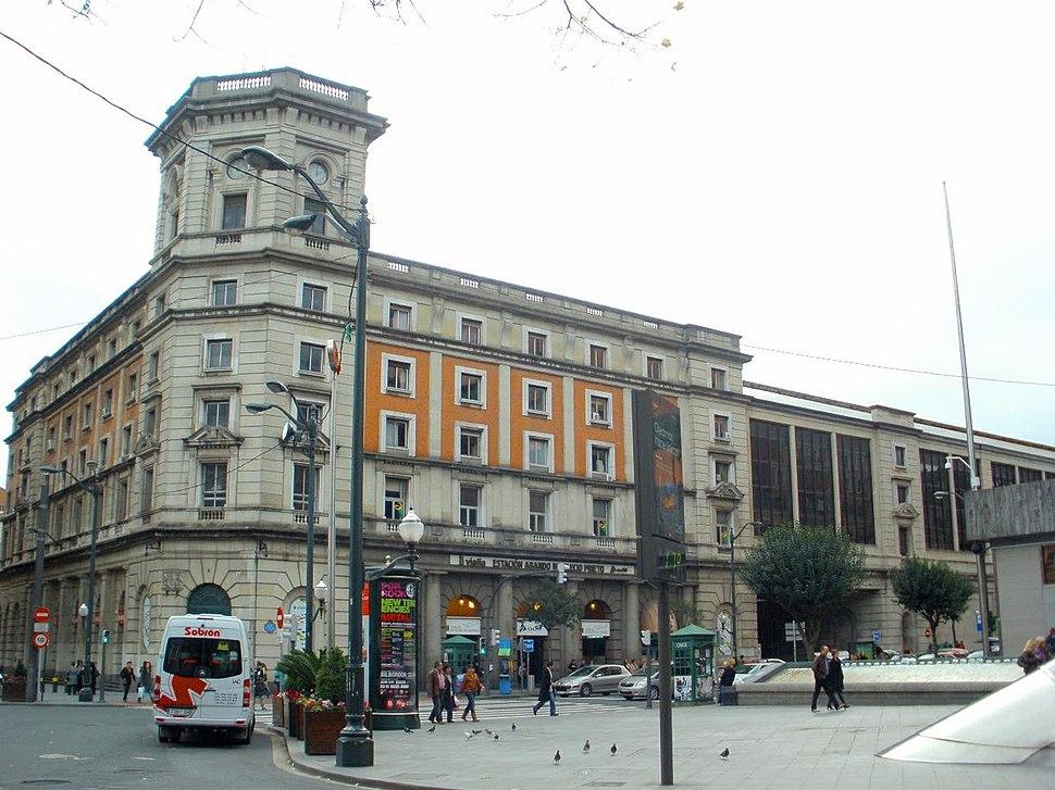 Bilbao - Estacion de Abando 08