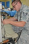 Biomedical tech keeps dental mission running smoothly 140625-F-HI762-003.jpg