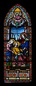 Bioussac 16 Église Vitrail Mort de Joseph 2014.jpg