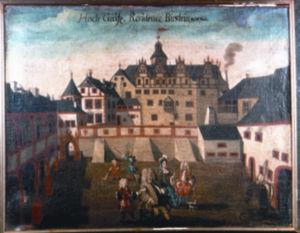 Birstein - Birstein Castle (1720)