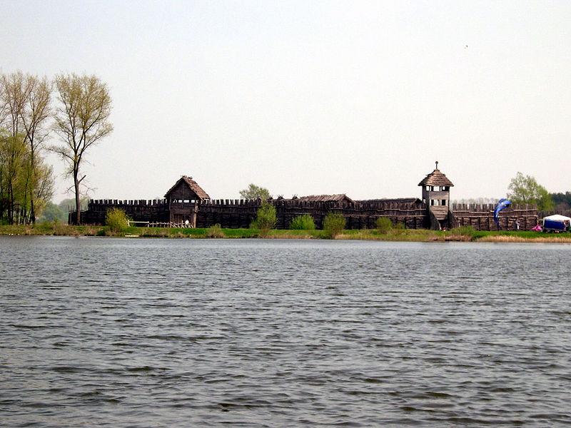 Biskupin - osada