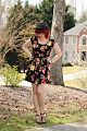 Black Hat, Floral Print Skater Dress, and Bronze Shoes (17224741516).jpg