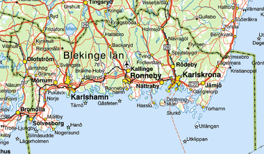 Karta Blekinge Skane.Blekinge Lan Wikipedia