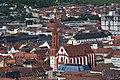 Blick auf Würzburg vom Fürstengarten der Festung Marienberg (42369464784).jpg