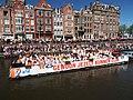 Boat 14 VVD, Canal Parade Amsterdam 2017 foto 6.JPG
