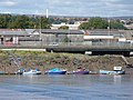 Boats moored on the River Usk - geograph.org.uk - 977824.jpg