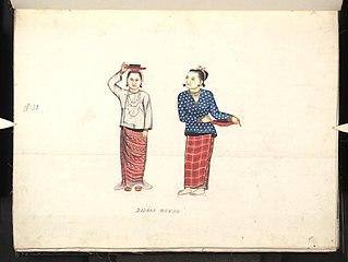 Bazaar women