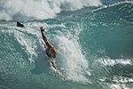 Bodysurfers compete at Pyramid Rock 150208-M-TM809-004.jpg