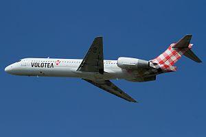 Volotea - Volotea Boeing 717-200