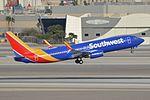 Boeing 737-8H4(w) 'N8668A' Southwest (28932028806).jpg
