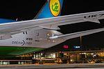 Boeing 787 Dreamliner at Riga Airport (32457155086).jpg