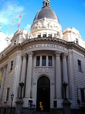 Rosario Board of Trade - The original Rosario Stock Exchange