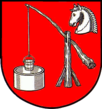 Coat of arms of Börnsen