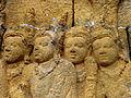 Borobudur - Lalitavistara - 007 E, Choosing the Incarnation (detail 4) (11248050364).jpg