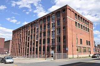 Terminal Storage Warehouse District United States historic place