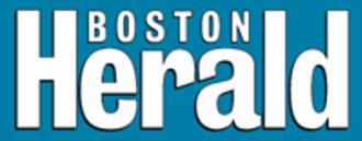 Boston Herald - Image: Boston Herald logo