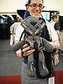 BotCon 2011 - hand-knit Megatron (5802628598).jpg